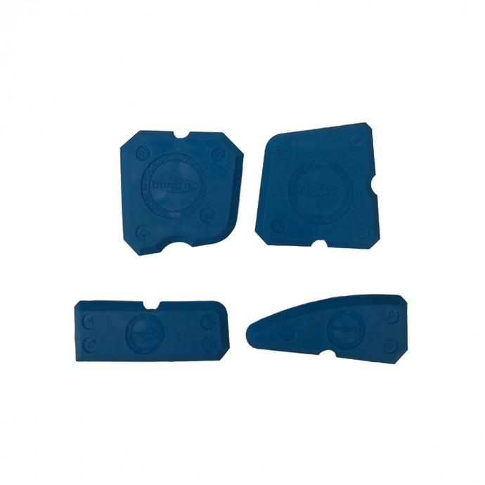 Bond It Professional 4 Part Sealant Applicator Tool Kit