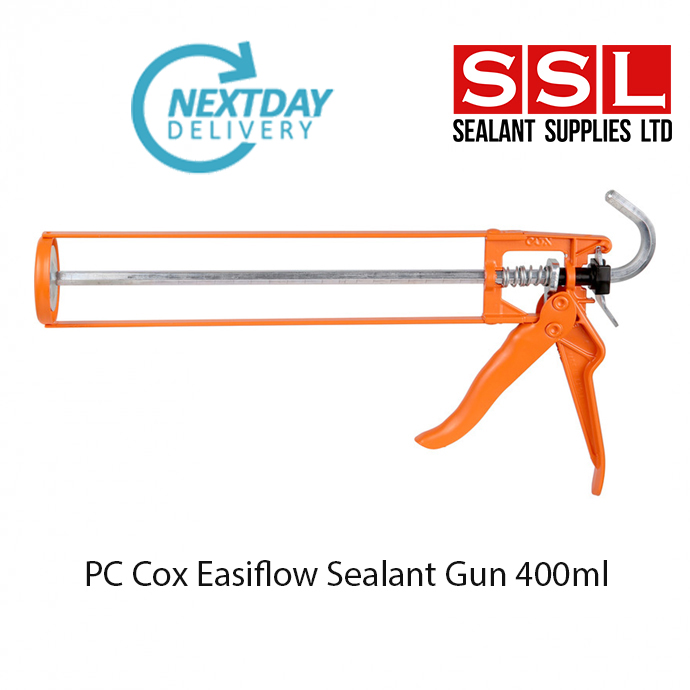 P C Cox Easiflow Skeleton Mastic Applicator Gun